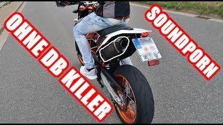 KTM SMCR 690 SOUNDPORN OHNE DB KILLER
