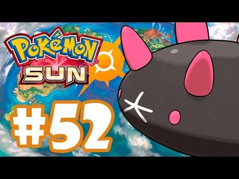 POKÉMON SUN #52 - ELA TÁ TÃO NA MINHA!