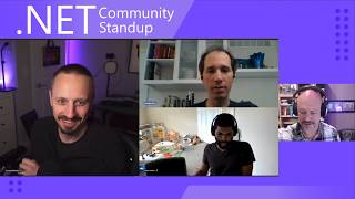 ASP.NET Community Standup - June 16, 2020 - Performance Infrastructure (David Fowler & Sébasten Ros)