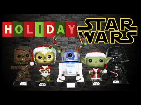 Funko POP Star Wars Holiday R2-D2 Reindeer Pop Vinyl Figure