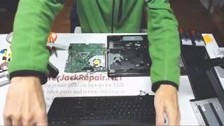Dell Inspiron 15 3000 series 5100 Laptop dc power jack repair fix charge port broken socket