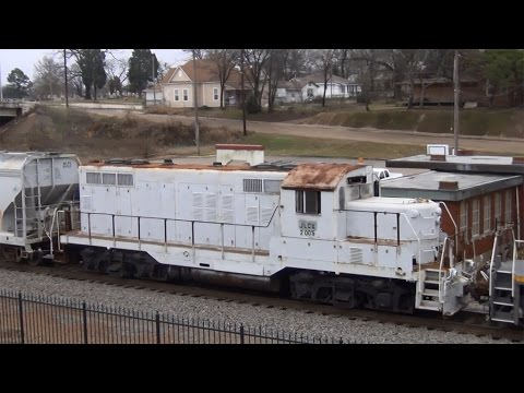 Texas Railfanning Trip 2014 - Day 2