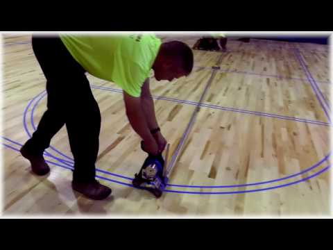 Gym Line Tape Machine | City Floor Supply