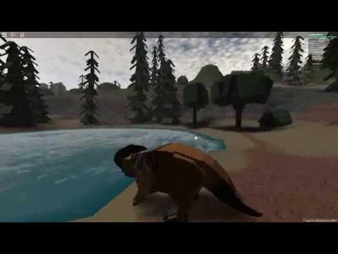 Alone at jungle (Hell Creek) roblox