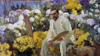 EXHIBITION ON SCREEN Painting the Modern Garden: Monet to Matisse | Trailer