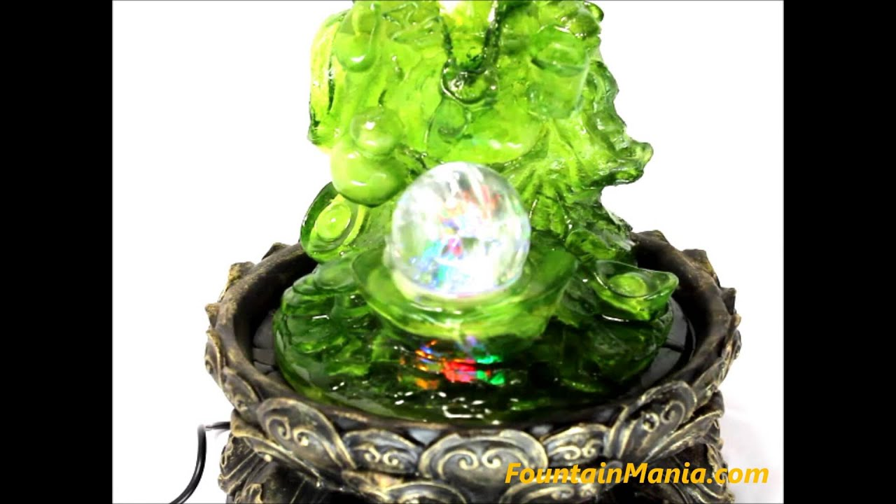 Authoritative asian gifts water ball fountians opinion