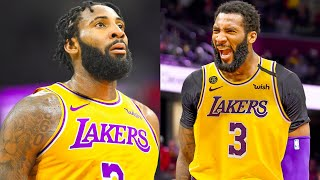 Meet Andre Drummond ! The Lakers' New BIG MAN!