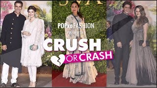 Crush Or Crash: Celebrity Wives - Episode 26 - POPxo Fashion