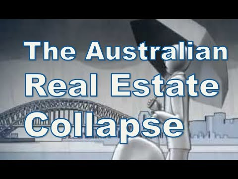 The Australian Real Estate Collapse