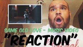 "Selena Gomez - Same Old Love Music Video ""REACTION"""