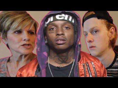 Mom reacts to Ski Mask The Slump God @THESLUMPGOD