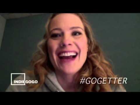 GOGETTERS Lightning Round: Kate Hewlett!