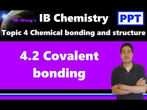 Chemical Bonding Pdf Notes
