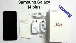 Samsung galaxy J4 plus SM-J415FN. Unboxing & review Hindi | Urdu Pakistan