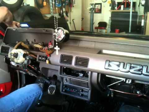 isuzu truck dashboard better wiring diagram online - 1990 isuzu truck wiring  diagram