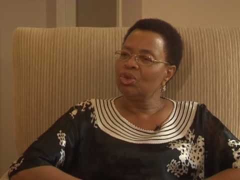 fInterview with Graça Machel, Founder of New Faces, New Voices,