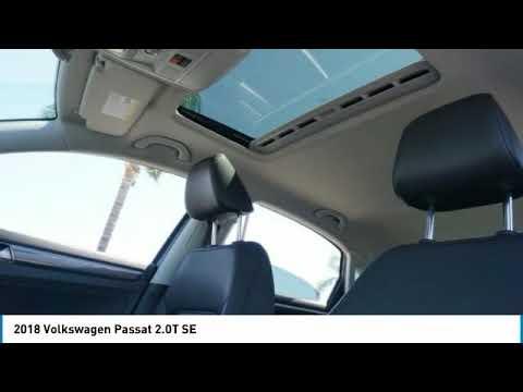 2018 Volkswagen Passat 2018 Volkswagen Passat 2.0T SE FOR SALE in Bakersfield, CA L1329