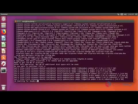How to install Gnome Commander 1.8.1 on Ubuntu 17.04