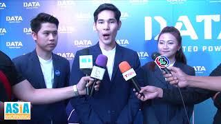 Asia Morning  ช่อง IPM DATA TRUSTED  POWER ก้าวสู่เวทีโลก