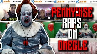 PENNYWISE RAPS TO STRANGERS ON OMEGLE