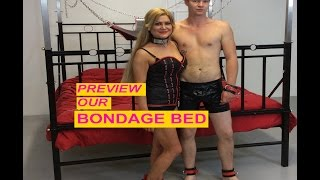 Beds And More Bondage Bed Preview