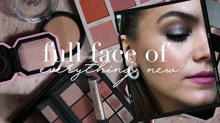 Full Face of Everything New (Lots of Misses, Fixing Minor Makeup Mistakes) | Mariah Leonard