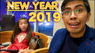 New Year Countdown vlog 2019