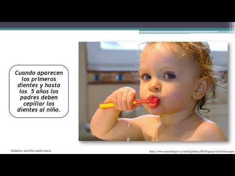 Salud oral en el niño y adolescente, un componente que no podemos olvidar
