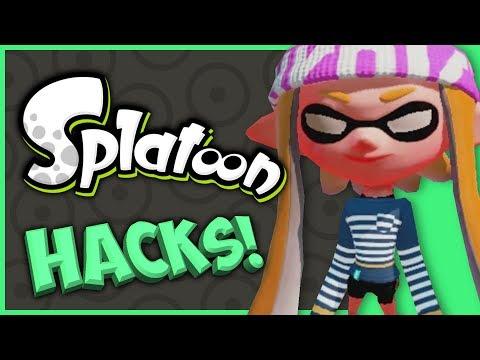 SPLATOON HACKS! - Hack Attack! - Aurum