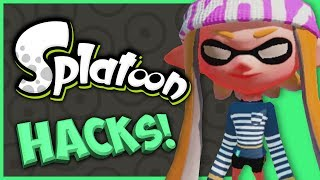 One of Aurum's most viewed videos: SPLATOON HACKS! - Hack Attack! - Aurum