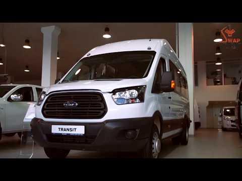 видео: ford transit автобус