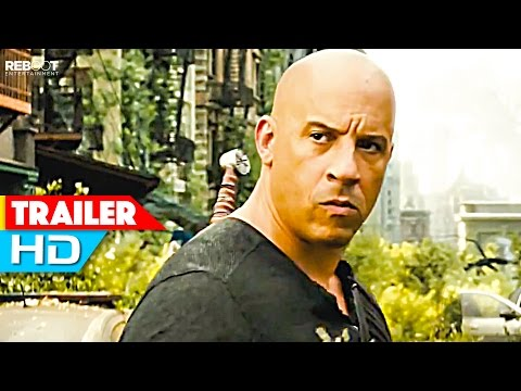The Last Witch Hunter Official Trailer #1 (2015) Vin Diesel Action Movie HD