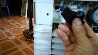 Hướng dẫn sửa chữa quạt hơi nước OZUNO- JAPAN .