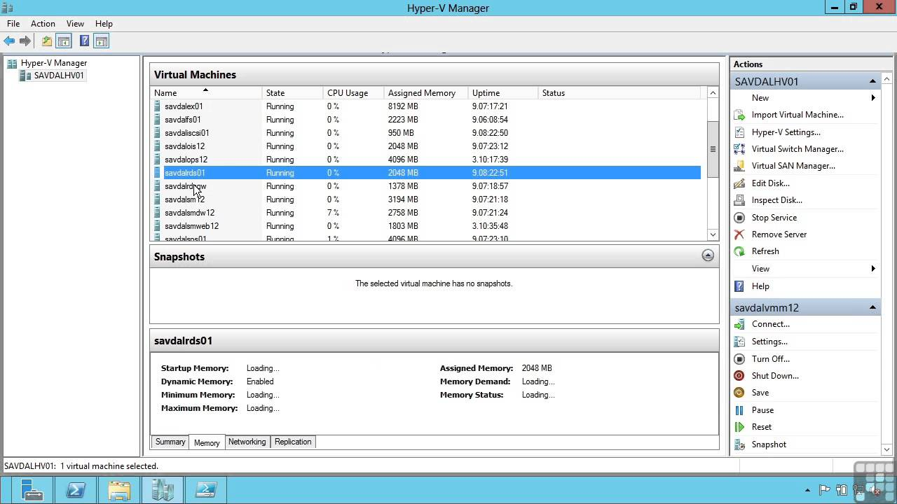 Hyper V 10 Virtual Machine Mobility Using Live Migration And Other