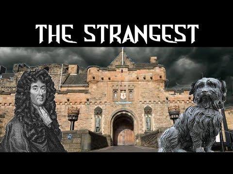 Haunted Places: Edinburgh, Scotland