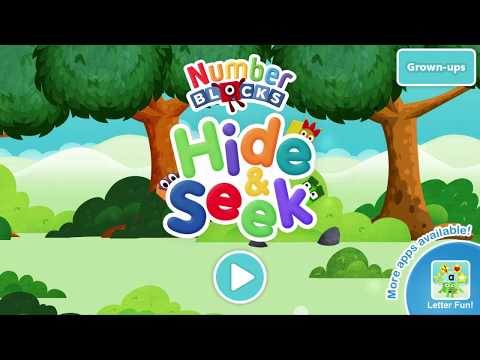Numberblocks - Hide and Seek - Apps on Google Play
