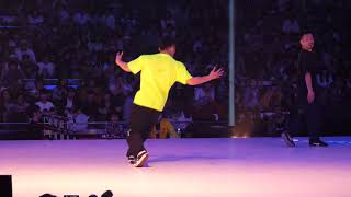KATSUYA vs GEN ROC BEST4 BREAK DANCE ALIVE HERO'S 2018