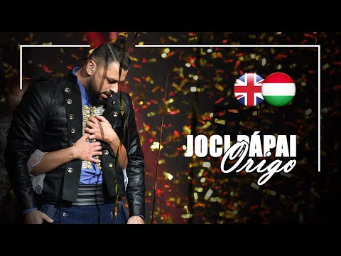 Joci Pápai - Origo (Lyrics; English)