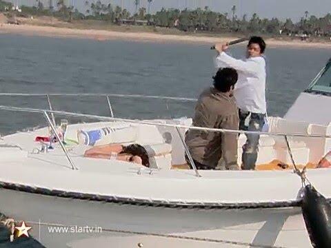 Kahin To Hoga episode 738 - Swayam beats Sujal and Sujal got heavy injured