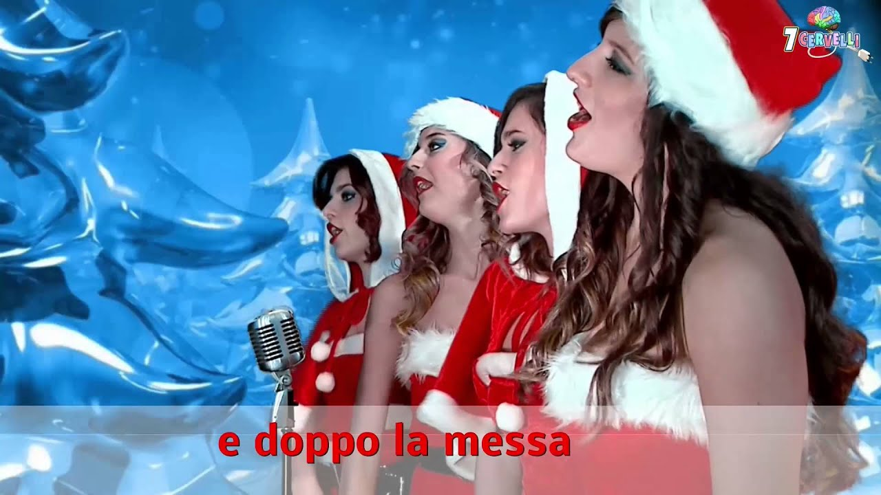 7 Cervelli Auguri Di Natale.7 Cervelli So This Is Natele Musica 7cervelli Youtube