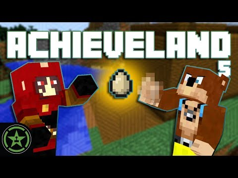 The Eggsorcism of House Jones: Achieveland #5 - Minecraft (#