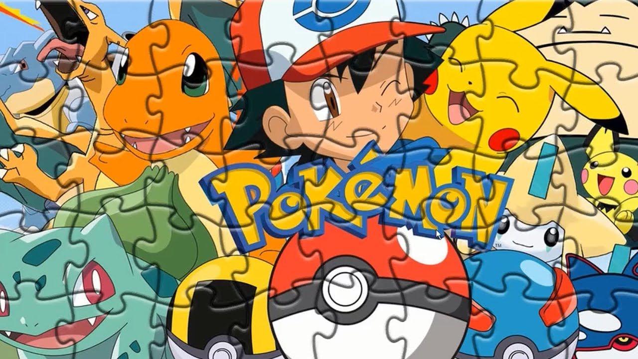 Uncategorized Pokemon Jigsaw Puzzle pokemon jigsaw puzzle video games for children youtube children