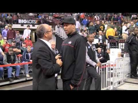 cleveland st ignatius freshman basketball   just b.CAUSE