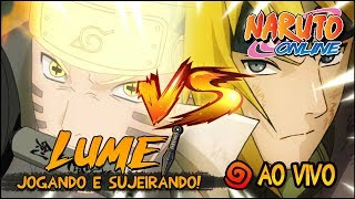 QUEM LEVA ESSA DIMENSÃO? Naruto Online