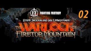 Fighting Fantasy: The Warlock of Firetop Mountain 02