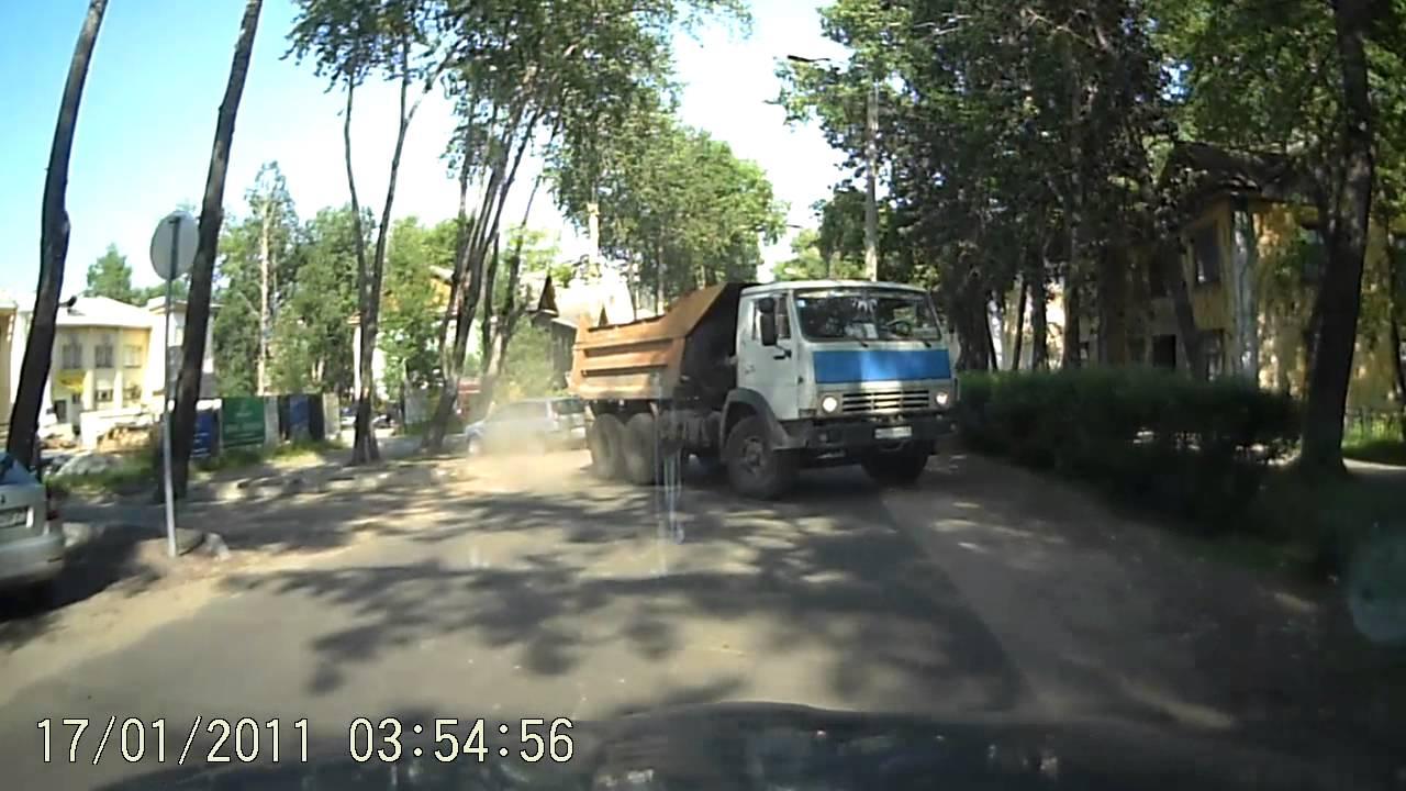 Прыткий КАМАЗ. 9.07.2013