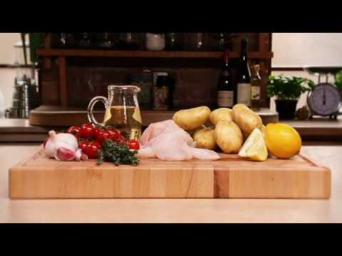 Mediterranean Fish Parcels Recipe From Waitrose