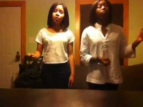 Mary Mary Cover (Speak To Me)