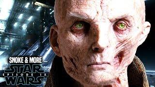 Star Wars Episode 9 Snoke's Identity! Disney's Problem & More