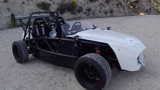 Turbocharged Exomotive Exocet - One Take